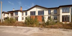 Продам незавершенный загородный дом